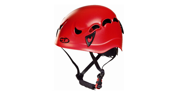 Climbing Technology Galaxy - Casco de escalada - rojo
